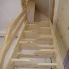 stairs leading to a loft conversion