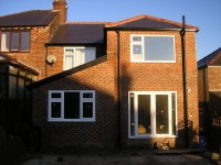 Our Latest Home Extension - after photo